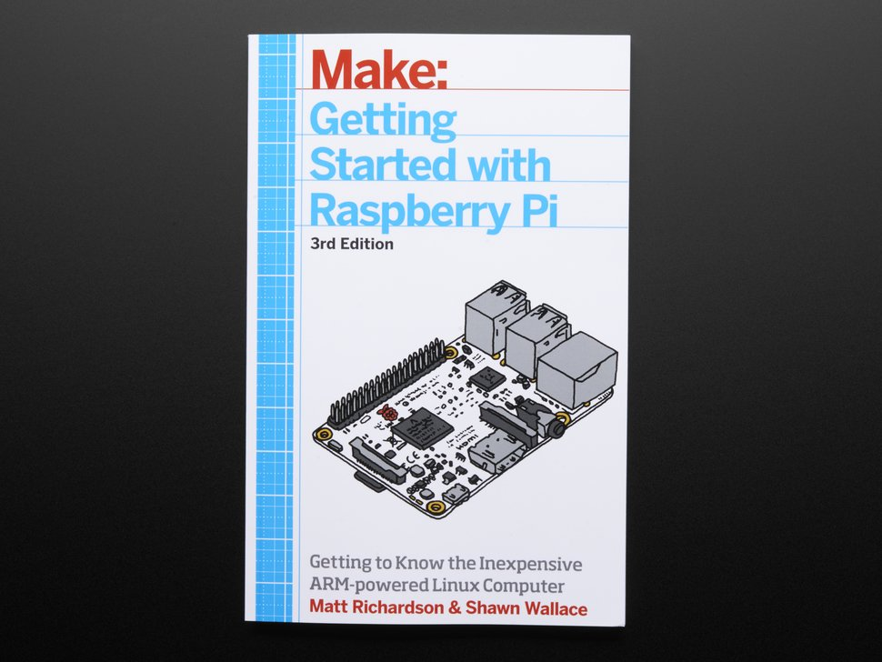 Getting started with raspberry pi 3rd 9711008962