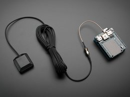 Adafruit ultimate gps logger shield in 1269000886