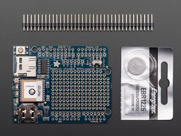 Adafruit ultimate gps logger shield in 9967010782
