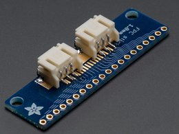 Adafruit fpc stick 20 pin 0 dot 5mm slash 1 dot 0mm 5307909810
