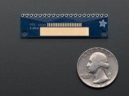Adafruit fpc stick 20 pin 0 dot 5mm slash 1 dot 0mm 7393430269