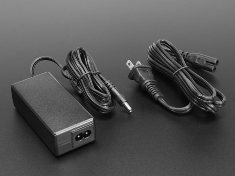 5V 4A (4000mA) switching power supply - UL Listed