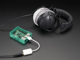 Usb audio adapter works with raspberry 1199809469