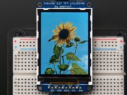2 dot 2 18 bit color tft lcd display with m 4592899989