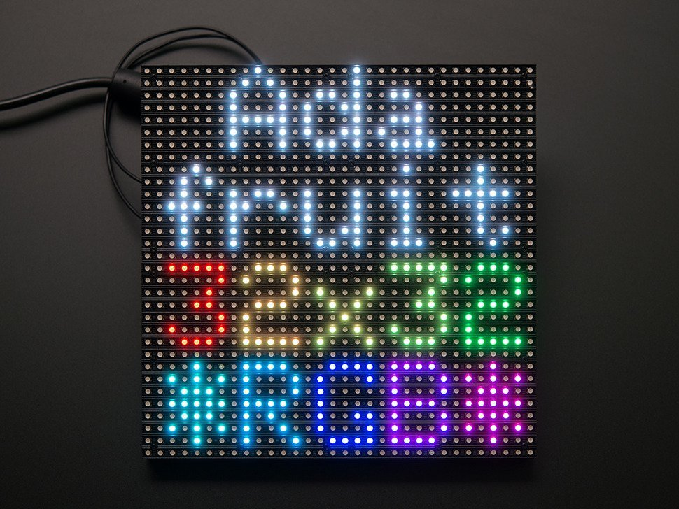 32x32 rgb led matrix panel 6mm pitch 3137303469