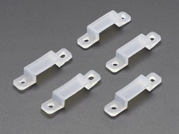 Silicone clips for neopixel led strips 734701830
