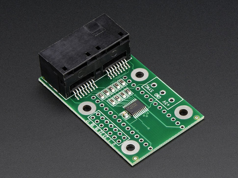 Octows2811 adapter for teensy 3 dot 1 cont 5765897239
