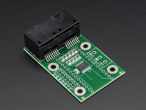 OctoWS2811 Adapter for Teensy 3.1 development Board - Control tons of NeoPixels!