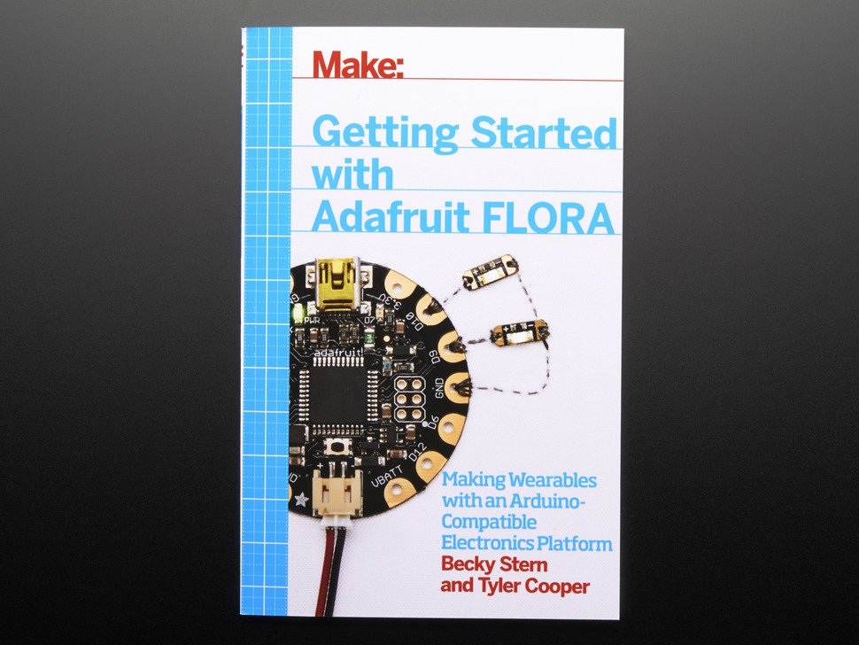 Getting started with adafruit flora 5961573228