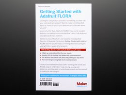 Getting started with adafruit flora 9813856114