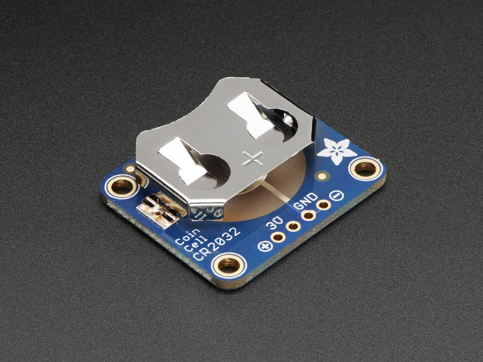 20mm coin cell breakout board cr2032 5226530499