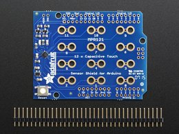 Adafruit 12 x capacitive touch shield fo 1126466541
