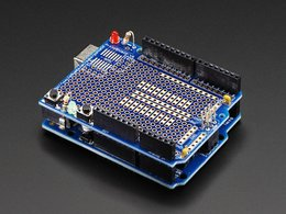 Adafruit proto shield for arduino kit 2563009743