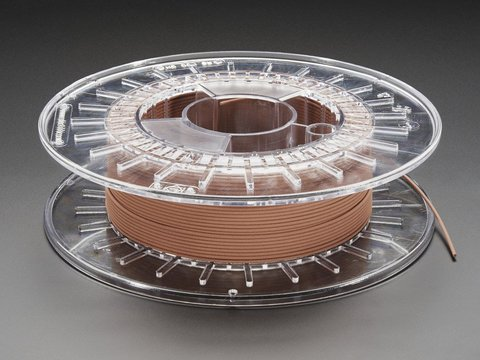 PLA/PHA copperFill for 3D Printers - 1.75mm Diameter - 750g