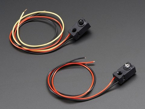 IR Break Beam Sensor - 5mm LEDs