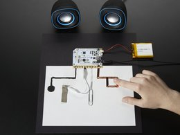 Bare conductive touch board 6258225677