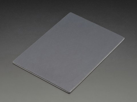 PRINTinZ Flexible 3D Printer Plate for Printrbot