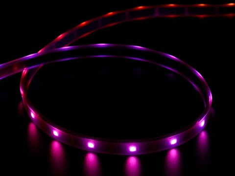 Adafruit DotStar Digital LED Strip - Black 30 LED - Per Meter - BLACK