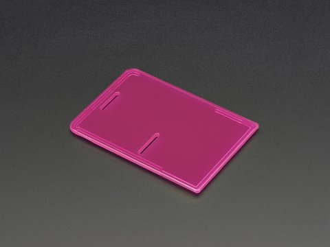 Raspberry Pi Model B+ / Pi 2 / Pi 3 Case Lid - Pink
