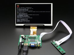 Hdmi 4 pi 7 display no touchscreen 102 3654177684