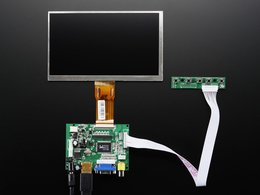Hdmi 4 pi 7 display no touchscreen 102 7928377532