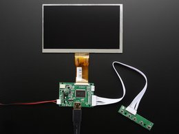 Hdmi 4 pi 7 display no touchscreen 102 9763434867