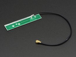 2.4GHz Mini Flexible WiFi Antenna with uFL Connector - 100mm