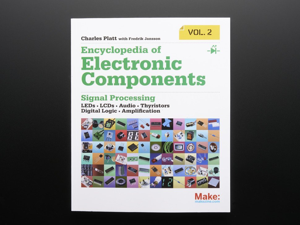 Encyclopedia of electronic components vo 1050410838