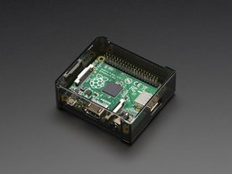 Adafruit raspberry pi a plus case smoke ba 4797829367