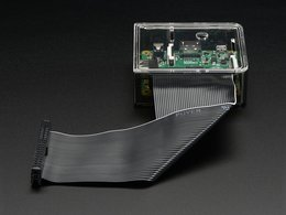 Adafruit raspberry pi a plus case smoke ba 5945785841