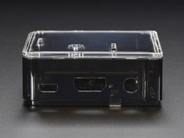 Adafruit raspberry pi a plus case smoke ba 8901682418