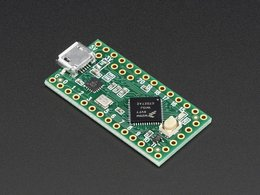 Teensy lc without pins 735895909