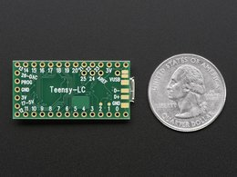 Teensy lc without pins 7082269208