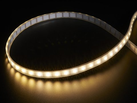 Adafruit DotStar LED Strip - APA102 Warm White - 60 LED/m - 3000K