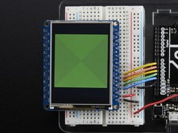 Adafruit 2 dot 4 tft lcd with touchscreen b 7775950949