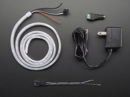 Adafruit neopixel led strip starter pack 6366165624