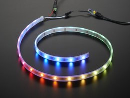 Adafruit neopixel led strip starter pack 7331139107