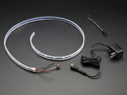 Adafruit neopixel led strip starter pack 6446125720