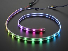 Adafruit neopixel led strip starter pack 9398916677