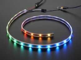 Adafruit neopixel led strip starter pack 7024576389