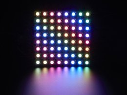Flexible 8x8 neopixel rgb led matrix 5499390154
