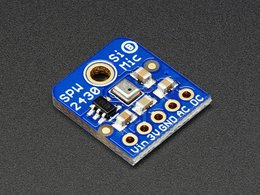 Adafruit Silicon MEMS Microphone Breakout - SPW2430