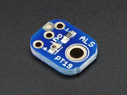 Adafruit als pt19 analog light sensor br 7421260356