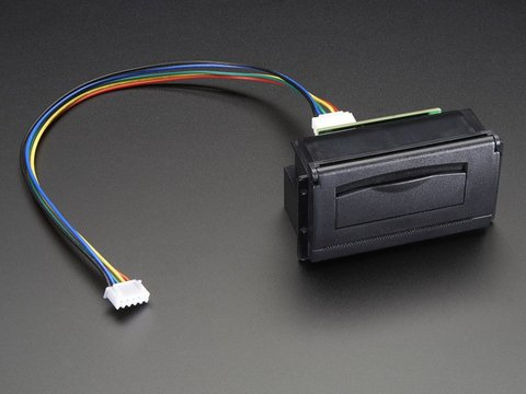 Nano Thermal Receipt Printer - TTL Serial