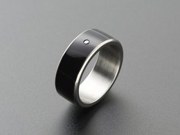 RFID / NFC Smart Ring - Size 10 - NTAG213