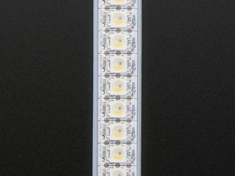 Adafruit NeoPixel Digital RGBW LED Strip - White PCB 144 LED/m - 1m