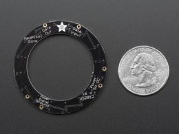 Neopixel ring 16 x 5050 rgbw leds w slash i 8361547687