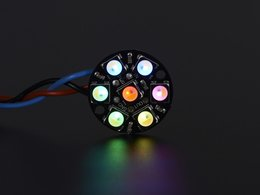 Neopixel jewel 7 x 5050 rgbw led w slash in 4845545436