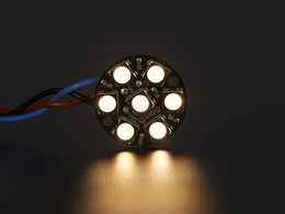 Neopixel jewel 7 x 5050 rgbw led w slash in 5733867289