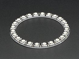 Neopixel ring 24 x 5050 rgbw leds w slash i 4823055917